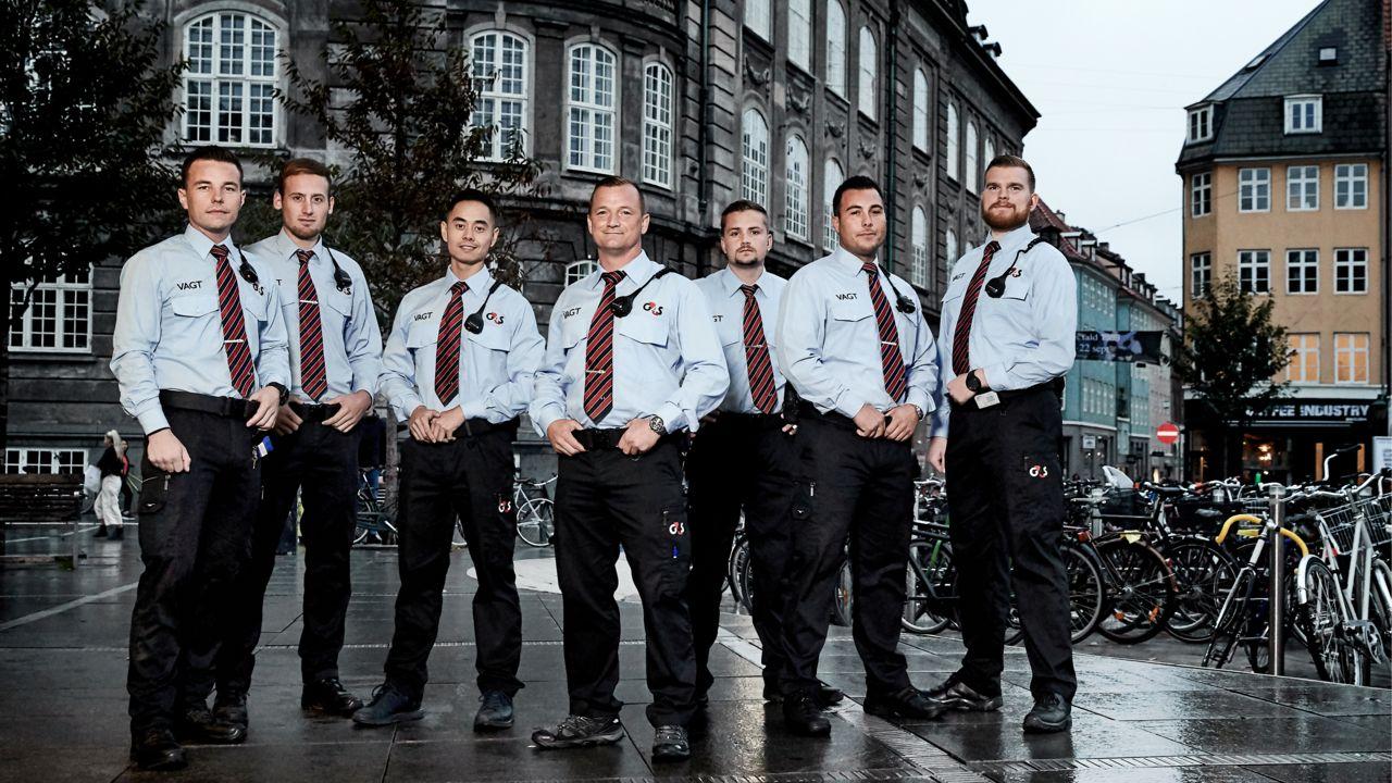 Strøgvagterne Dplay Kanal 5