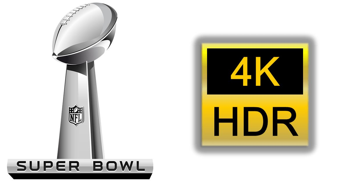 Superbowl 4k hdr