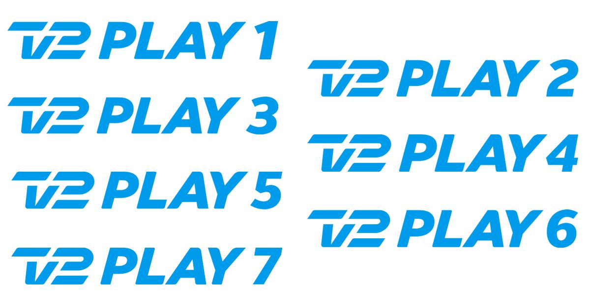 TV 2 Play kanaler