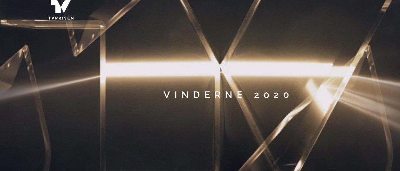 TV prisen 2020 vindere