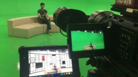 Foto af Nyt virtuelt studie lanceres i forbindelse med Super Bowl på TV3+