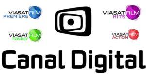 Foto af Viasat Film kanalerne hos Canal Digital kan tilkøbes for 49,- / måned