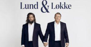 Foto af Lund & Løkke – ny podcast med Lars Løkke Rasmussen og Anders Lund Madsen