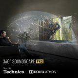 360 soundscape pro Panasonic