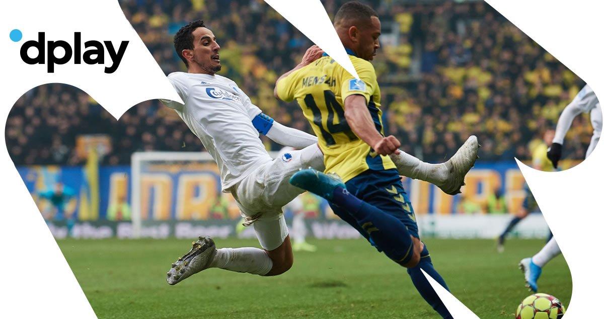 Superliga og Europa League på DPlay