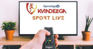 Kvindeliga sport live