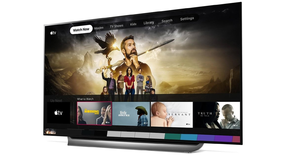 LG webOS Apple TV