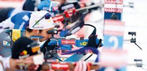 Foto af TV 2 sikrer sig eksklusive rettigheder til skiskydning