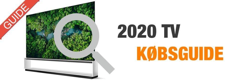 2020 TV Købsguide