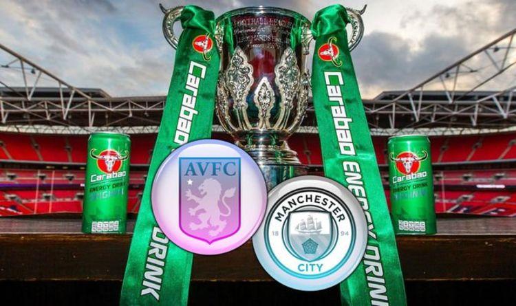 Carabao Cup- Aston Villa-Manchester City dansk tv