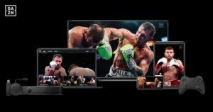Foto af DAZN – sportens Netflix vil ud i 200 lande med boksning