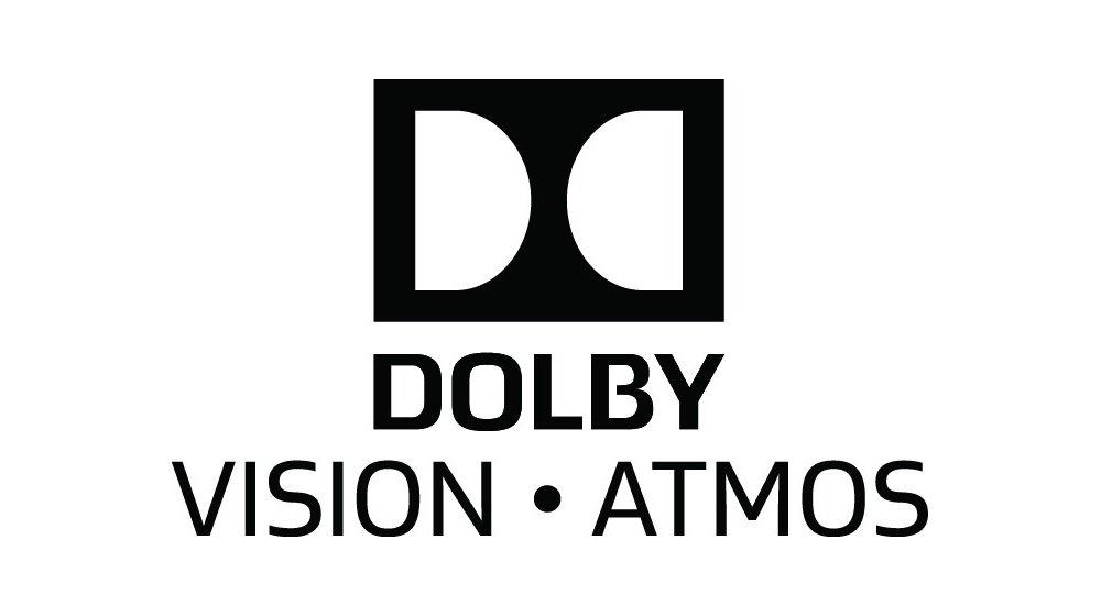 Dolby Vision Dolby Atmos Logo