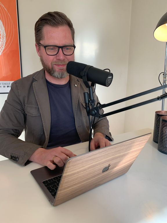 Lasse Rimmer Radio 100 dagligstuen