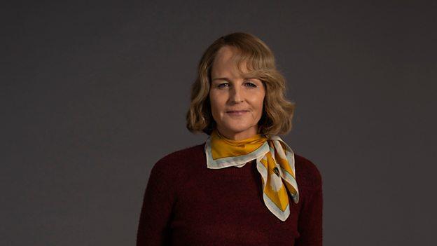 Nancy Campbell Helen Hunt BBC World on Fire DR1