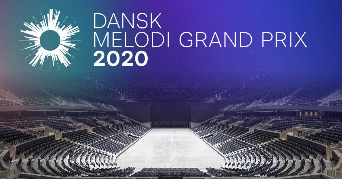 dansk melodi grand prix 2020 tom sal