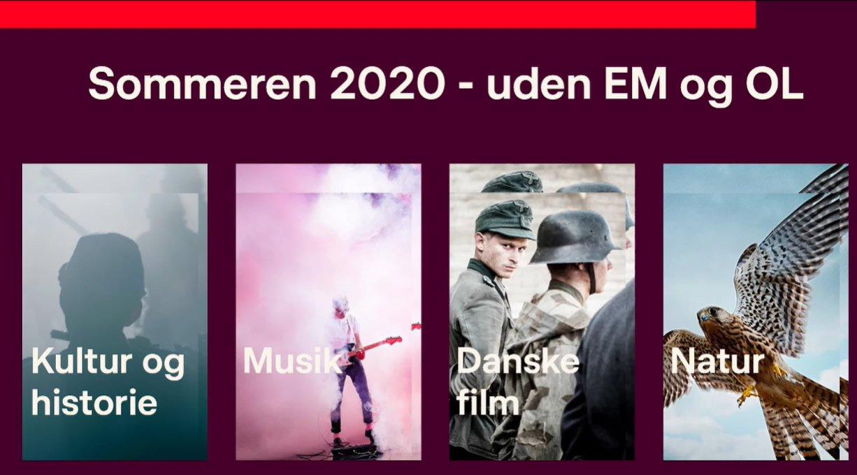 DR sommeren 2020