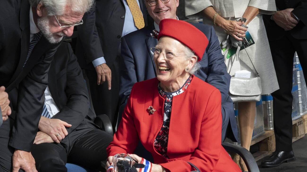 Dronningen 80 år DR