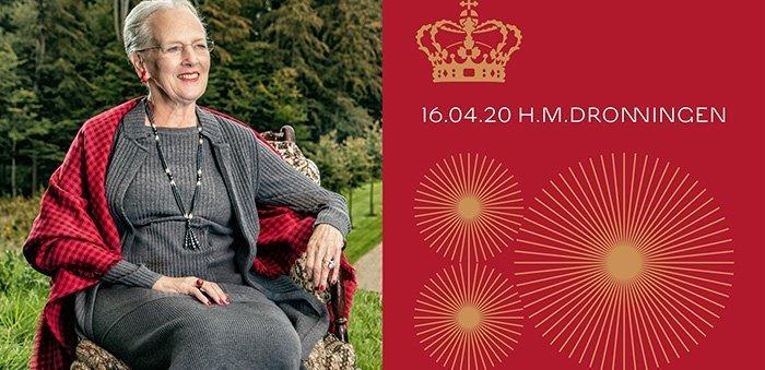 Dronningen 80 å TV 2