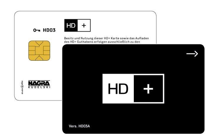 HDplus kort