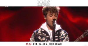 Mads Langer KB Hallen EB