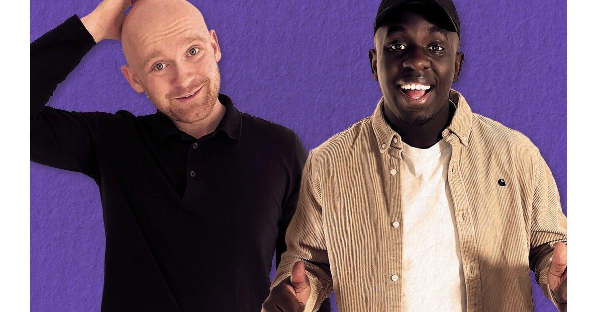 Mark og Melvin Banko TV 2