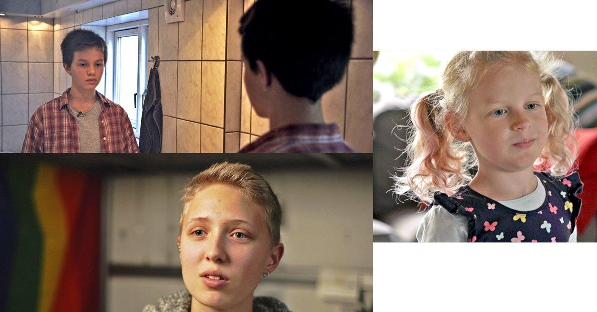 Min pige er en dreng TV 2 dokumentar
