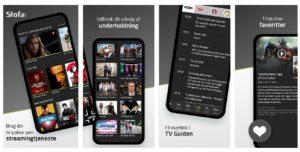 Foto af Stofa opdaterer TV app