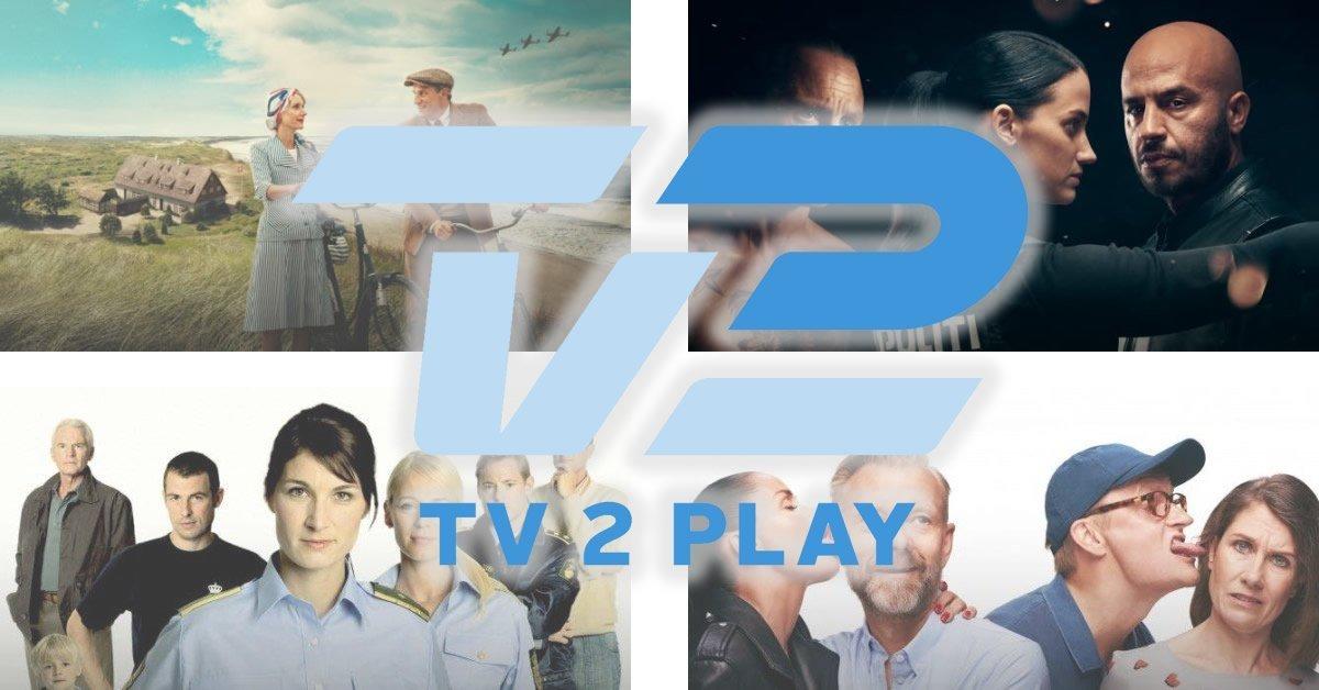 TV 2 Play serier