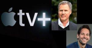 Photo of Will Ferrell / Paul Rudd serie kommer på Apple TV+