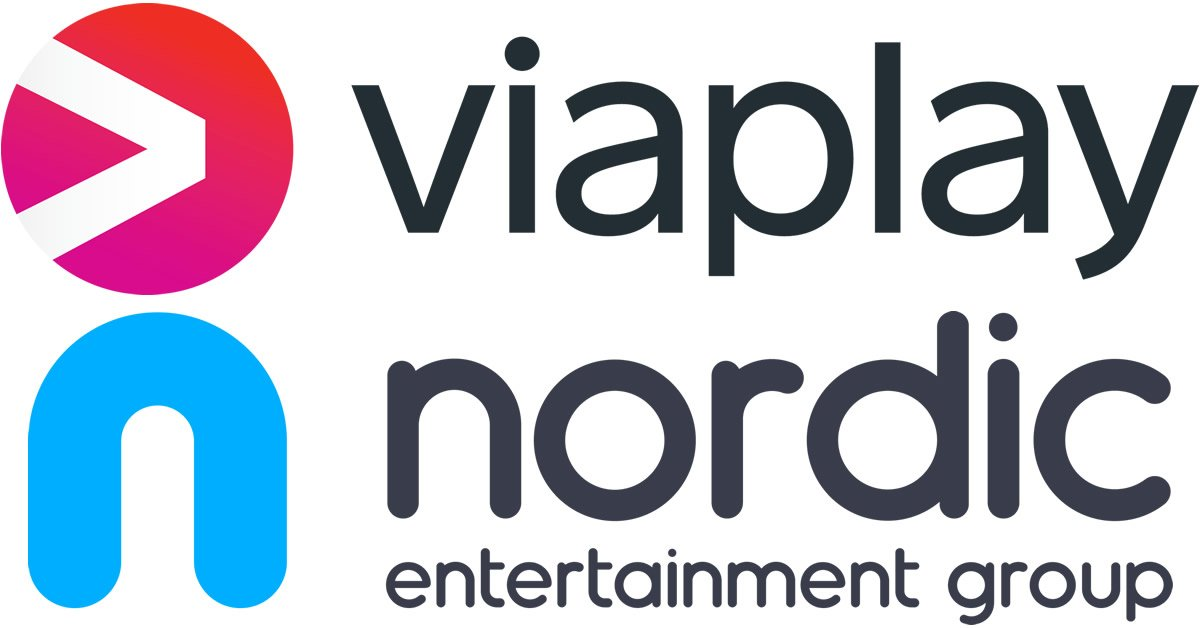 viaplay nent group logo