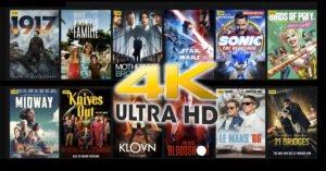 Photo of Købe og Lejefilm i 4K / Ultra HD – Sammenligning af udvalg af titler og priser
