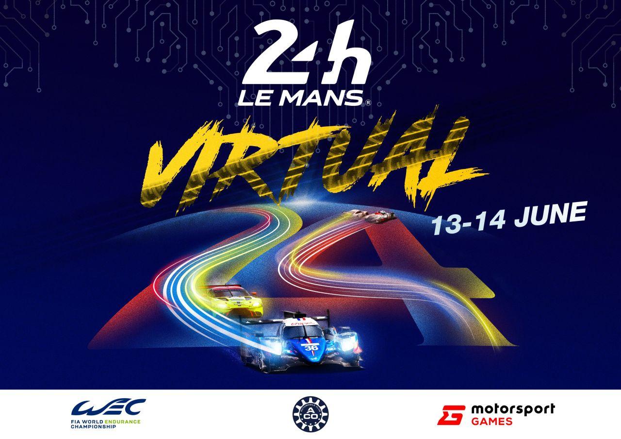 Le Mans 2020 Vituel
