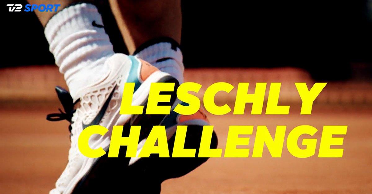 Leschly Challange Tennis TV 2 Sport