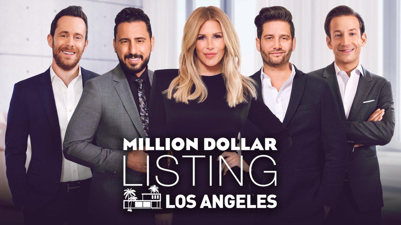 Million Dollar Listing Los Angeles sæson 12 hayu