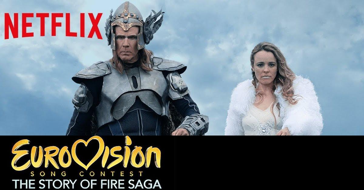 Netflix Eurovision film