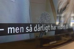 Photo of Helt slut med DVB undertekster fra 2. juni