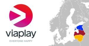 Viaplay Baltikum lancering
