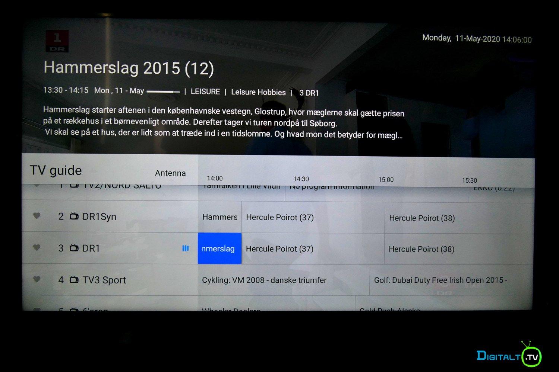 Xiaomi Mi LED TV 4S TV Guide