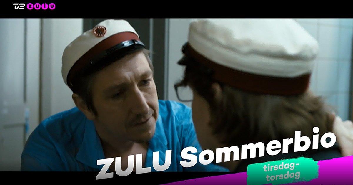 Zulu sommerbio 2020