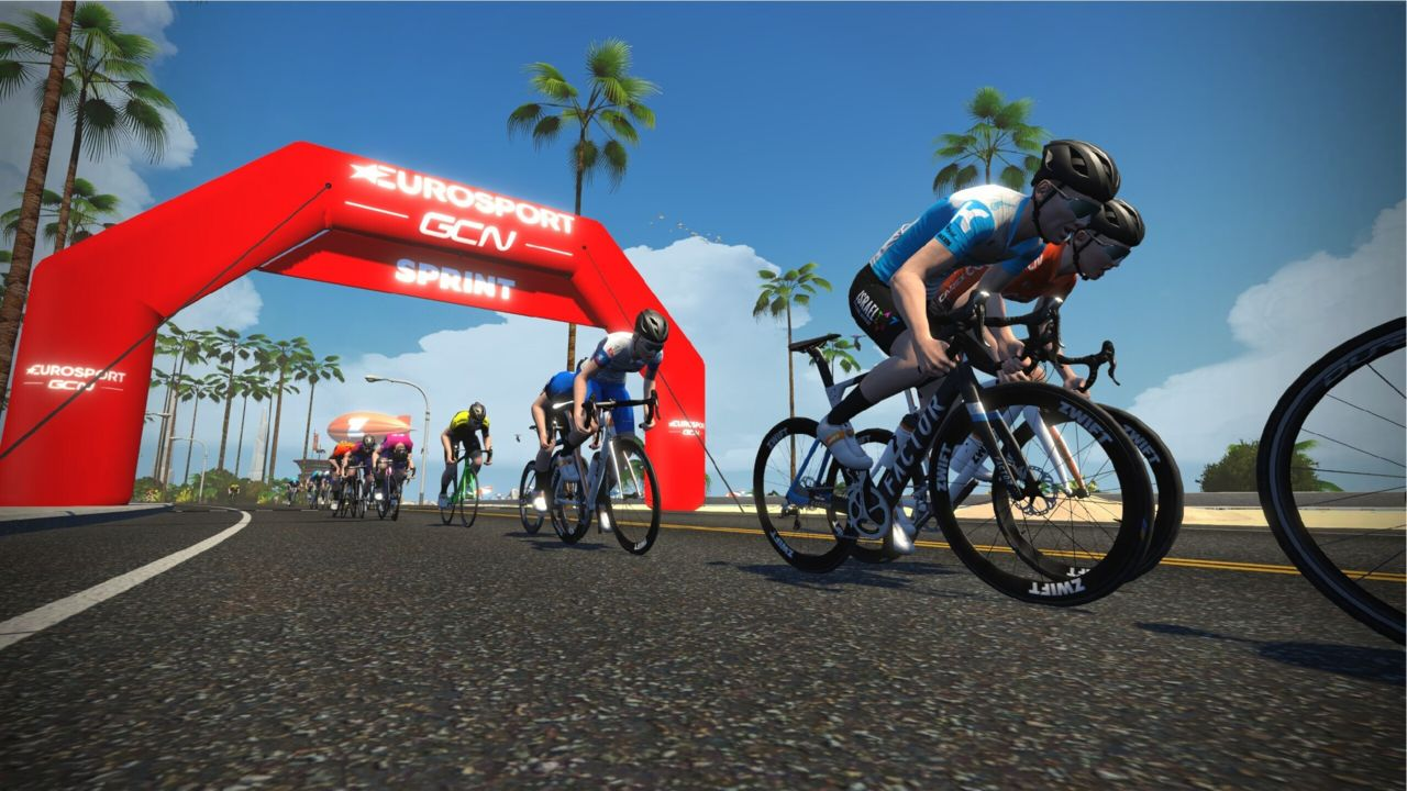 Zwift Tour for all