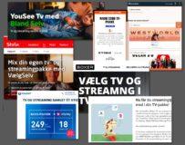 Foto af TV og Streaming markedet flyder sammen