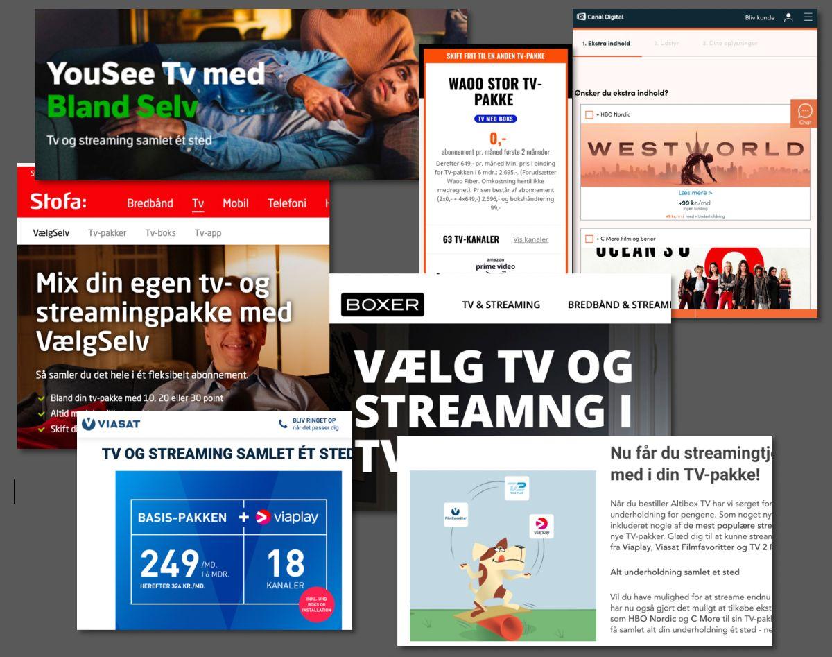 tv og streaming