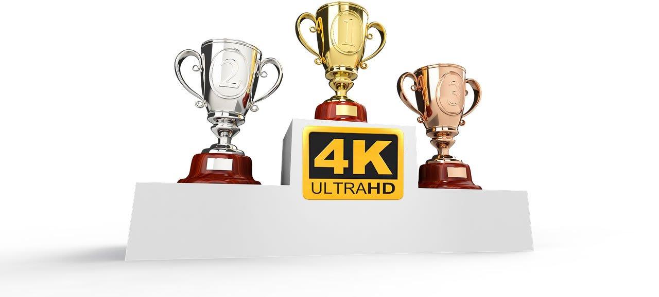 vindere 4K UHD