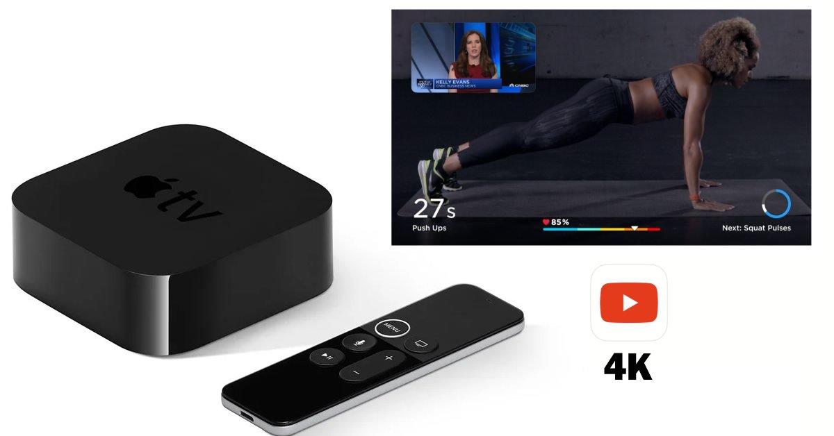 Apple TV pip opdatering