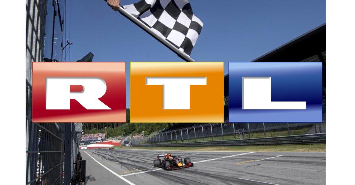 F1 RTL tysk tv