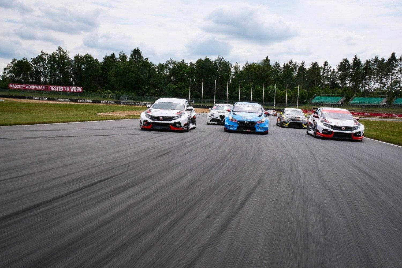 TCR Denmark motorsport