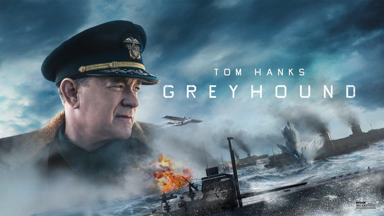 Tom hanks Greyhound Apple TV