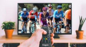 Foto af Her er de første live cykelløb på TV efter Corona pausen