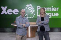 Foto af Jesper Simo overtager midlertidigt værtsrollen på Xee's Premier League dækning