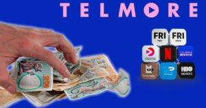 Foto af Streaming sammen med mobilabonnementet – Kan Telmore Play betale sig?